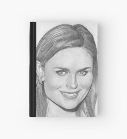 Emily Deschanel Hardcover Journal