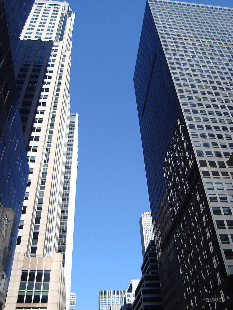 new york blue  by PaulusF