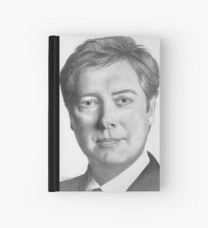James  Spader Hardcover Journal