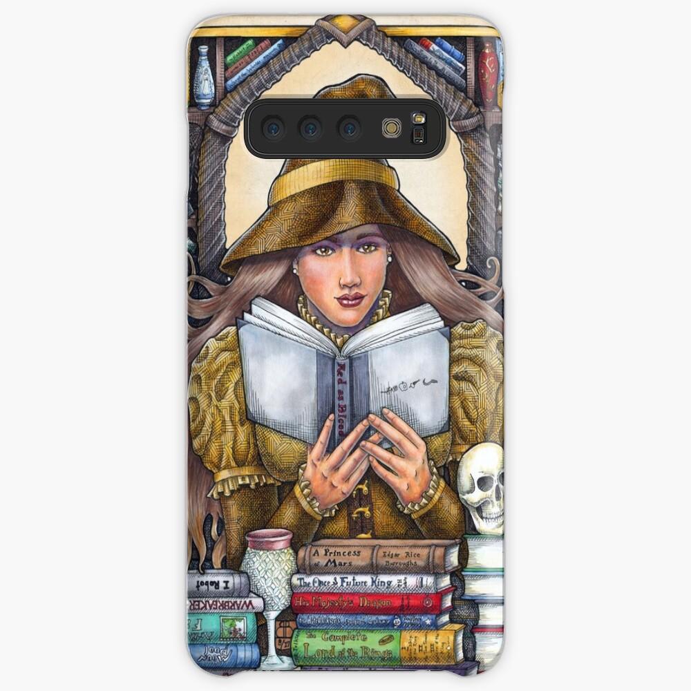 Good Reads Witch by Bobbie Berendson W. Samsung Galaxy Snap Case