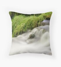 Rifle Cascades Throw Pillow