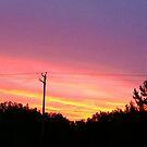 Sherbet Sunset by ZeroAnd09
