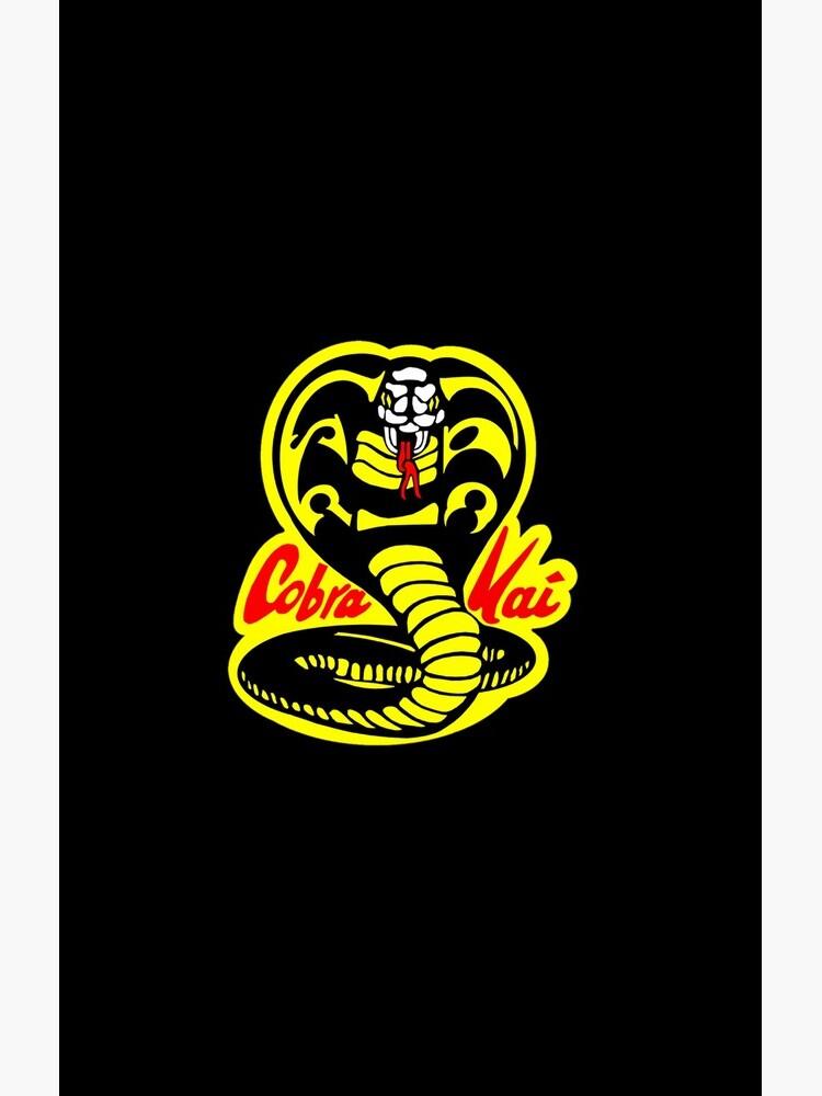 das Karate Kid Cobra Kai Logo von bellyan
