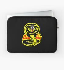 das Karate Kid Cobra Kai Logo Laptoptasche