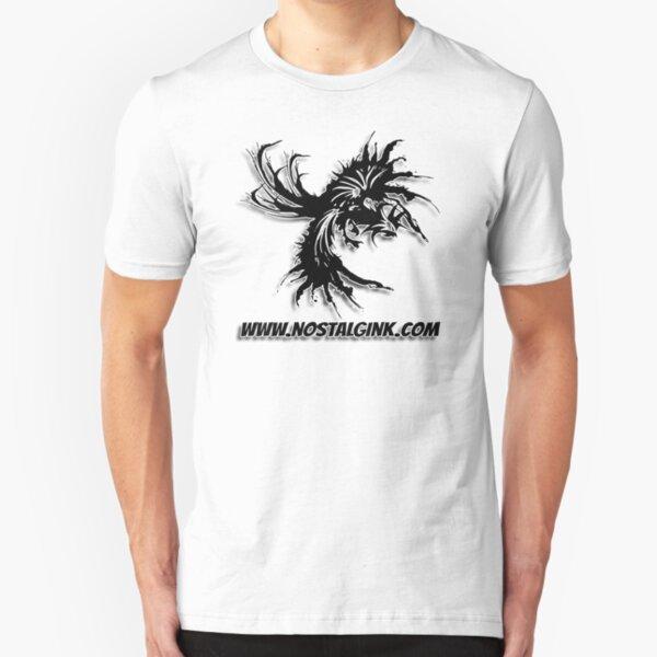 www.nostalgink.com Slim Fit T-Shirt