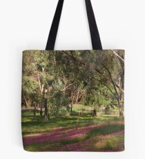 Landscapes in the Valley Tote Bag