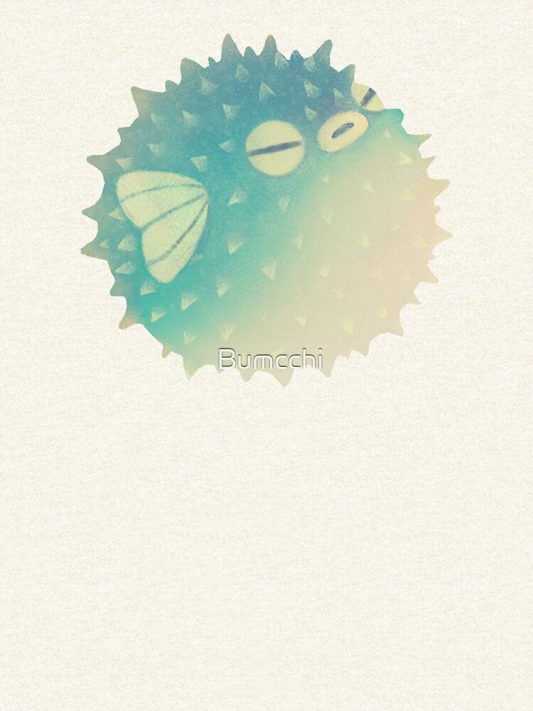 Hmph - Pufferfish by Bumcchi