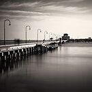 St Kilda Pier 2  by Christine Wilson