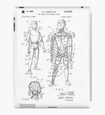Toy Doll Patent 1964  iPad Case/Skin