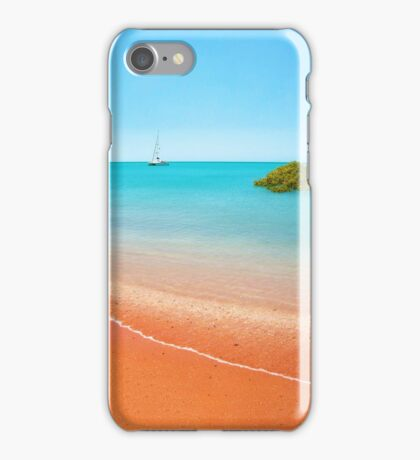Town Beach, Broome iPhone Case/Skin