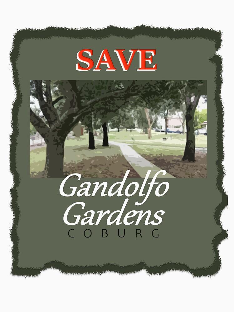 Save Gandolfo Gardens by MoiraMacdonald