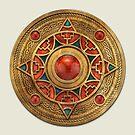 Beowulf Garnet Design by Handiwork-Games