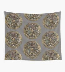 Beowulf Birds and Beasts Design Wall Tapestry