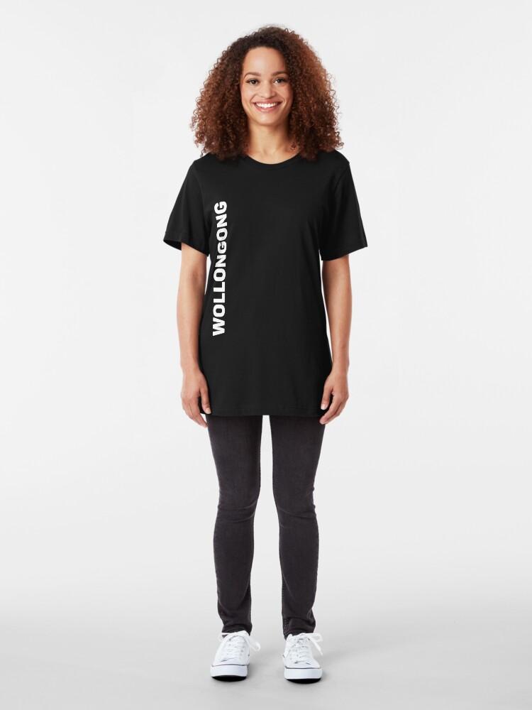 Alternate view of Wollongong Slim Fit T-Shirt