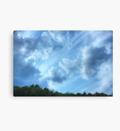 Heavenly (version I) Canvas Print