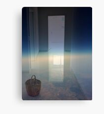 Hyper - Space Canvas Print
