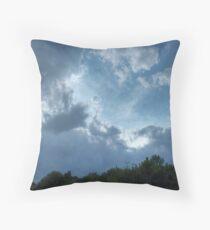 Heavenly (version IV) Throw Pillow