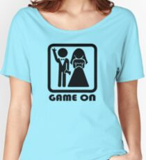GAME ON Women's Relaxed Fit T-Shirt
