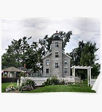 Sodus Bay Lighthouse Poster