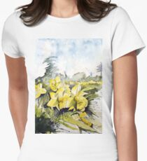 Country Beauties Fitted T-Shirt