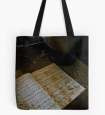 Sing along now! Tote Bag