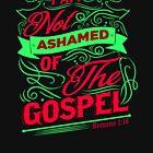 Ich schäme mich nicht des Evangeliums - Bibelvers von Espied
