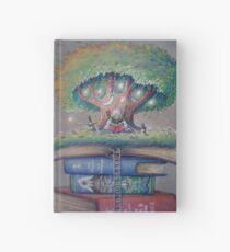 ILLUSTORY BOOK ELF Hardcover Journal