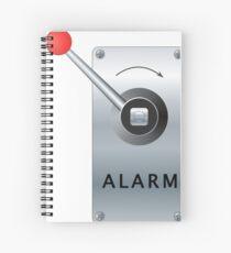 Alarm Spiral Notebook