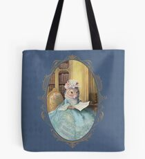 Madame Souris - an elegant mouse Tote Bag