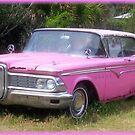 Edsel in Pink by Debbie Robbins