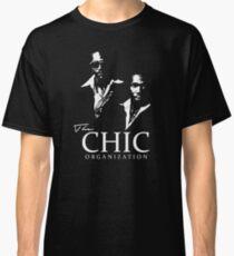 Chic - Nile Rodgers & Bernard Edwards Classic T-Shirt