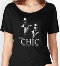 Chic - Nile Rodgers & Bernard Edwards Relaxed Fit T-Shirt