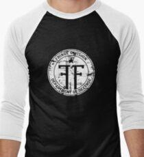 Fringe Division Men's Baseball ¾ T-Shirt