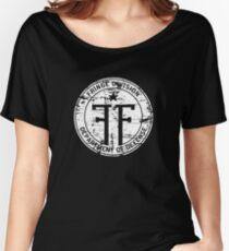 Fringe Division Loose Fit T-Shirt