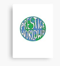 Prestige Worldwide Canvas Print