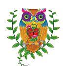 The Golden Owl by sebi01