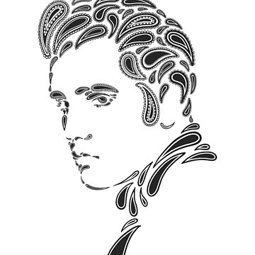 Elvis Paisley by expo