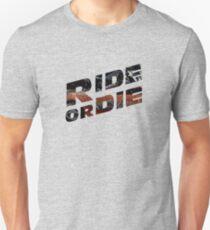 Schnell und wütend - Ride Or Die Slim Fit T-Shirt
