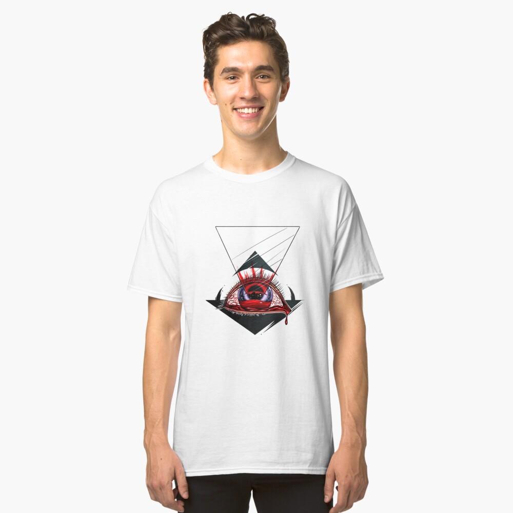 T-shirt classique «Blinded»