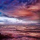 Sonnenuntergang über Honeymoon Bay 3 von Alex Preiss