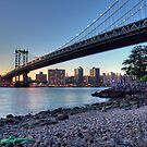 Manhattan Bridge by shawng13