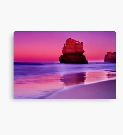 """Gibson's Dawn"" Canvas Print"