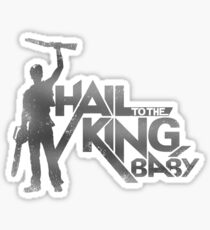 Evil Dead - Hail To The King [Light] Sticker