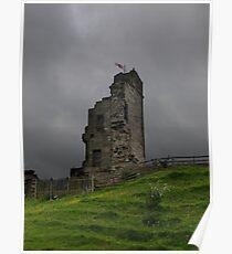 Tutbury Castle 2015 Poster