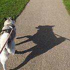 Ich und mein Schatten von CreativeEm