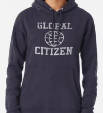 Global Citizen Pullover Hoodie