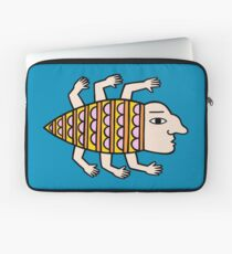 It lives in my brain Laptop Sleeve