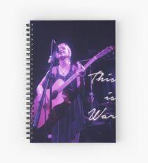 Emily Kinney Spiral Notebook