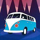 Camper Van by Roley by RoleyShop