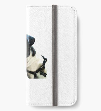 Carl the Rat Terrier iPhone Wallet